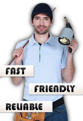 Fast Friendly Reliable Service is a Guarantee